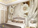 Examples Of Wall Murals 3d Rose Flower Gold Mural Wallpaper Murals Wall Paper for Living Room Home Wall Decor European Floral Wall Papers Best Hq Wallpapers Best