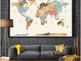 Executive World Map Wall Mural 54 Best World Map Mural Images