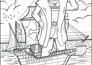 Explorers Coloring Pages Engage Younger Kids with Columbus Day with Printable Coloring Pages