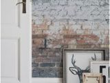 Exposed Brick Wall Mural 115 Best Brick Wall Interiors Images
