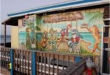 Exterior Mural Paint Exterior Mural Picture Of Crabby Joe S Daytona Beach Shores