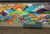 Exterior Murals Outdoor Wall Murals Elementary School Mural Google Search