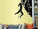 Extreme Sports Wall Mural Wall Vinyl Decal Home Decor Art Sticker Rock Climber