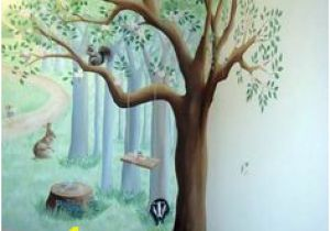 Fairy forest Wall Murals 81 Best Nursery Wall Murals Images