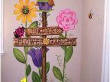 Fairy Garden Mural 135 Best Garden Mural Images