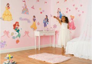 Fairy Princess Wall Mural Disney Princess Wall Decals