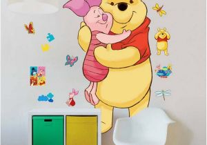 Fairy Princess Wall Mural Wandsticker Disney Winnie Pooh Xxl