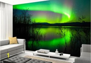 Fairy Wall Murals Uk northern Lights Mirror