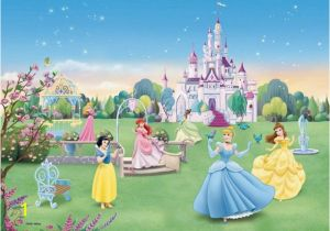 Fairytale Castle Wall Mural Castle Murals for Girls Bedrooms