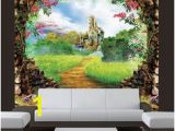 Fairytale Wall Murals 32 Best Children S Murals Images