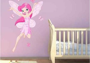 Fairytale Wall Murals Full Colour Fairy Tale Fairy Wall Sticker Decal Mural Transfer Girls