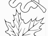 Fall Leaves Coloring Pages for Kindergarten Fall Leaves Coloring Pages Leaf Coloring Pages for Preschool Autumn