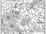 Fall themed Coloring Pages for Adults 26 Autumn Coloring Pages