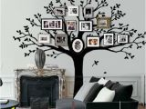 Family Tree Wall Mural Decals Wall Decal Family Tree Wall Decal Frame Tree Decal