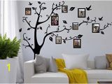 Family Tree Wall Mural Stencils Chaylor & Mads Family Tree Wall Decal Sticker with Decal Picture Frames