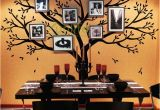 Family Tree Wall Mural Stencils Family Tree Wall Decal Frame Tree Decal Family