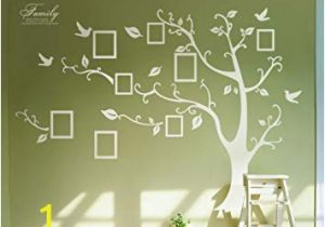 Family Tree Wall Mural Stencils Wda Huge Memory Tree Frames Family Tree Braches Pvc Romovable Wall Decals Wall Stickers