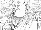 Famous Art Coloring Pages Free Art History Coloring Pages Famous Works Of Art