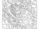 Famous Art Coloring Pages Hidden Predators Coloring Book Mindware