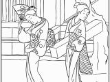Famous Artist Coloring Pages for Kids Famous Paintings Van Gogh Vermeer Flowers American Gothic