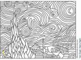 Famous Artist Coloring Pages for Kids Free Printable Famous Art Colouring Pages for Kids