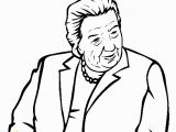 Famous People Coloring Pages Free Famous People Coloring Pages Color In This