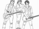 Famous People Coloring Pages Jonas Brothers Picture Coloring Page More Famous People