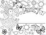 Fancy Nancy Coloring Pages to Print Fancy Nancy Volume 1 Ing to Dvd November 20th Free