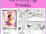 Fancy Nancy Disney Junior Coloring Pages 677 Best Coloring Pages Images In 2020