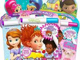 Fancy Nancy Disney Junior Coloring Pages Disney Fancy Nancy Magic Ink Coloring Book Set Bundle Includes 3 Junior Imagine Ink Books Featuring Fancy Nancy sofia the First Doc Mcstuffins