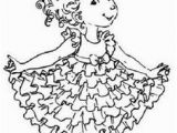 Fancy Nancy Disney Junior Coloring Pages Fancy Nancy World