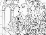 Fantasy Adult Coloring Pages Fresh Fantasy Coloring Pages Picolour