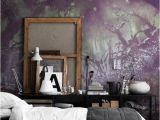 Fantasy forest Wall Mural Enchanted forest Fantasy Landscape Wall Covering Wall Decor