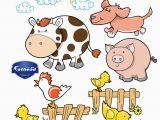 Farm Animal Wall Murals Educational toys