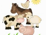 Farm Animal Wall Murals Farm Animal Decals Stickers Mural Wall Art for Baby Barnyard