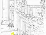 Farm House Coloring Pages Risultati Immagini Per Creative Haven Country Scenes