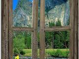 Faux Window Murals 46 Best Window Mural Images