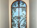 Faux Window Wall Murals Thinking Of Doing something Like This In A Niche In My