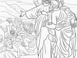 Feeding Of the 5000 Coloring Page 18 Best Feeding 5000 Workshop Rotation Model Sunday School