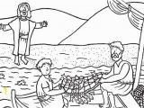 Feeding Of the Five Thousand Coloring Page Jesus Feeds 5000 Coloring Page Elegant 47 Best Bible Jesus Feeds