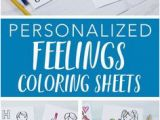 Feelings and Behavior Coloring Pages 299 Best Feelings Empathy and Mood Resources for Kids Images In