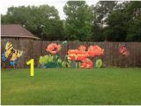 Fence Murals Ideas 156 Best Painted Fences Images