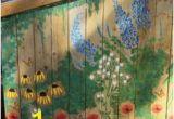 Fence Murals Ideas 41 Best Garden Fence Art Images In 2019