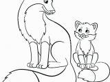 Fennec Fox Coloring Page Reward Baby Fox Coloring Pages 14 and Gamz