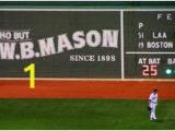 Fenway Park Green Monster Wall Mural 12 Best Red sox Images