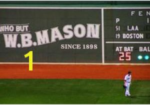 Fenway Park Wall Mural 11 Best Red sox Images