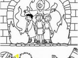 Fiery Furnace Coloring Page 1555 Best Coloring Sheets Images