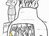 Fiery Furnace Coloring Page 36 Best Fiery Furnace Images