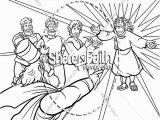 Fiery Furnace Coloring Page Faith Church Websites Church Graphics Sunday School