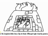 Fiery Furnace Coloring Page Fiery Furnace Teaching Resources Vbs